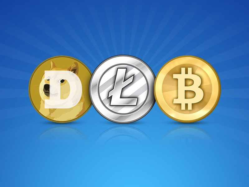 Litecoin vs. Bitcoin vs. Dogecoin: Differences.